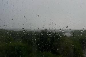 Вечером на Брянск снова обрушился ливень