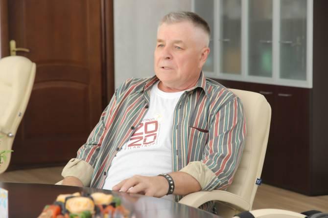 Композитор Григорий Гладков предложил Брянску гимн