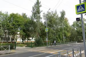 В Брянске обезопасили дороги к пяти школам