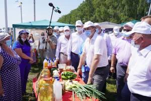 На Брянщине с взлетевшими ценами на овощи разберется комиссия Богомаза