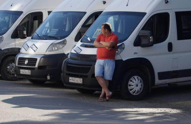 Власти удивили брянцев неудачной заменой маршруток
