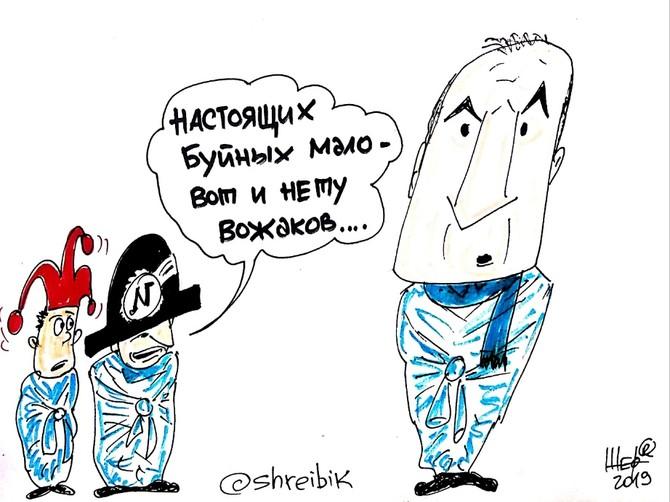 Брянского блогера Коломейцева увидели пациентом психушки
