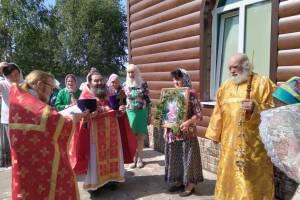 Брянский храм при центре «Озерный» престольный праздник отметил крестным ходом