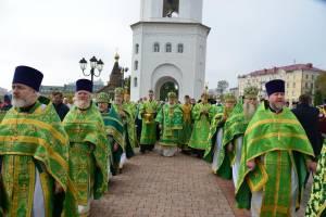 Православные почтили память благоверного князя Олега Брянского