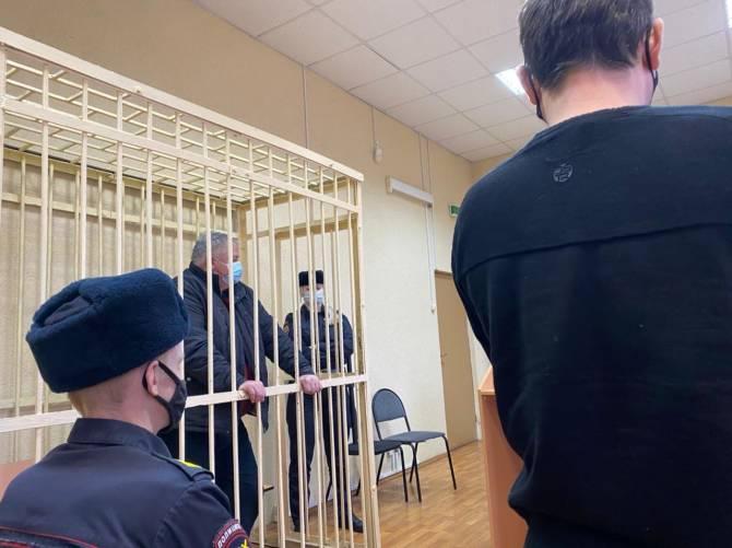 В Брянске арестовали экс-директора филиала визового сервиса
