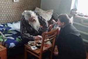 В Псково-Печерской обители скончался старейший монах с Брянщины