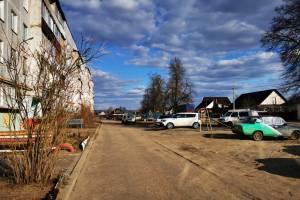 В Сельцо местные жители скинутся на ремонт двух дворов