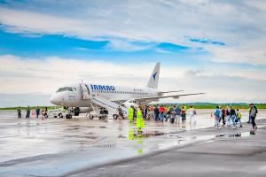 Задержанный в День России авиарейс из Крыма в Брянск вылетел сегодня