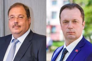 Борис Пайкин и Сергей Антошин поздравили брянских учителей с праздником