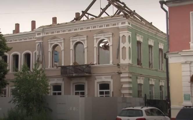 В Клинцах передали в суд дело о варварской реконструкции исторического здания
