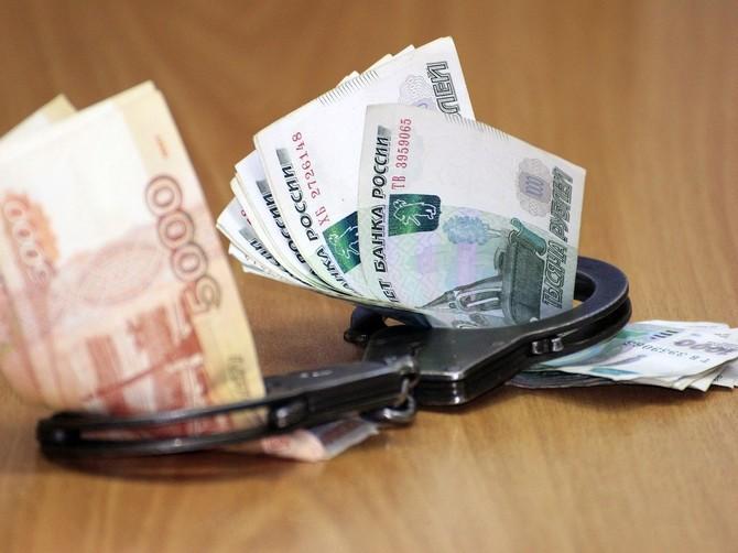 В Брянской области назвали средний размер взятки