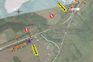 На дороге от смоленской трассы к Жуковке на две недели ограничат движение