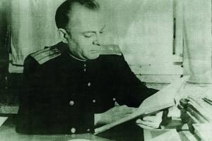 В Брянске увековечат память о Николае Патове