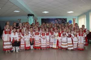 Брянский ансамбль «Зарянка» стал лучшим на межрегиональном конкурсе