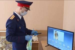 Брянские следователи подарили истощённой девочке телевизор