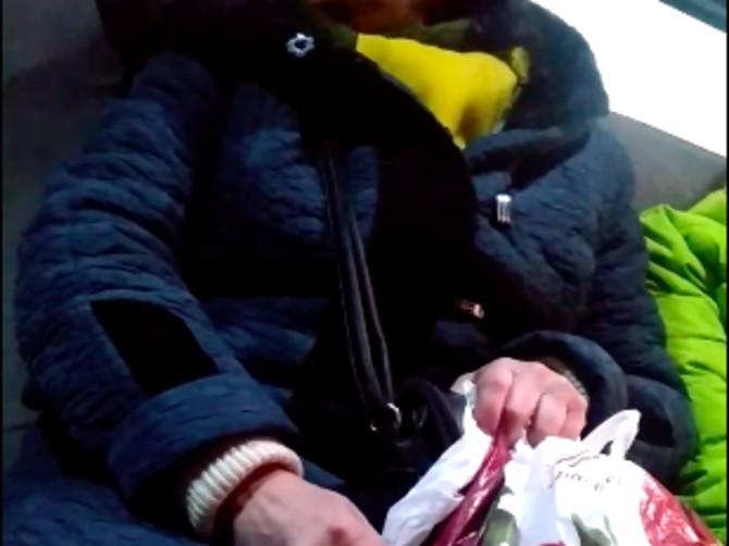 В брянской маршрутке женщина прокляла пассажира за занятое сиденье