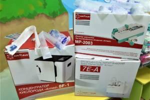 Для тяжелобольной 9-летней девочки брянцы купили медоборудование за 90 тысяч рублей
