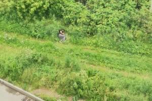 Брянцев встревожил лежащий несколько часов в траве мужчина