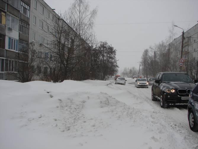 В Брянске пообещали отогреть замерзший микрорайон