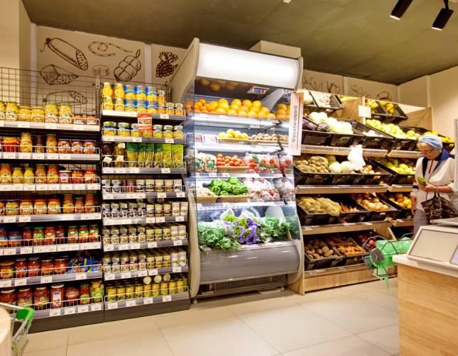С начала года брянцы оставили в магазинах 67,9 миллиарда рублей