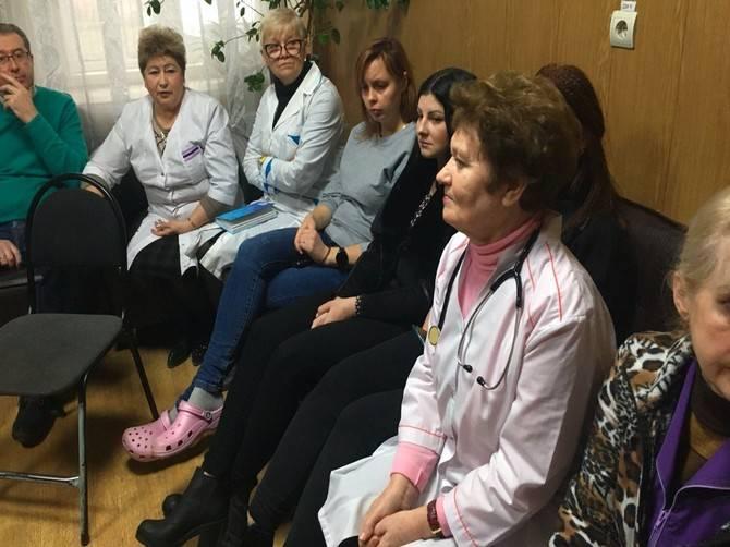 Взбунтовавшиеся брянские медики обратились за помощью к Путину