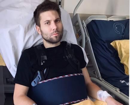 В Австрии спасают брянского сотрудника МЧС