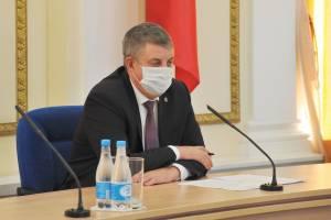Брянский губернатор Богомаз признал наступление третьей волны коронавируса