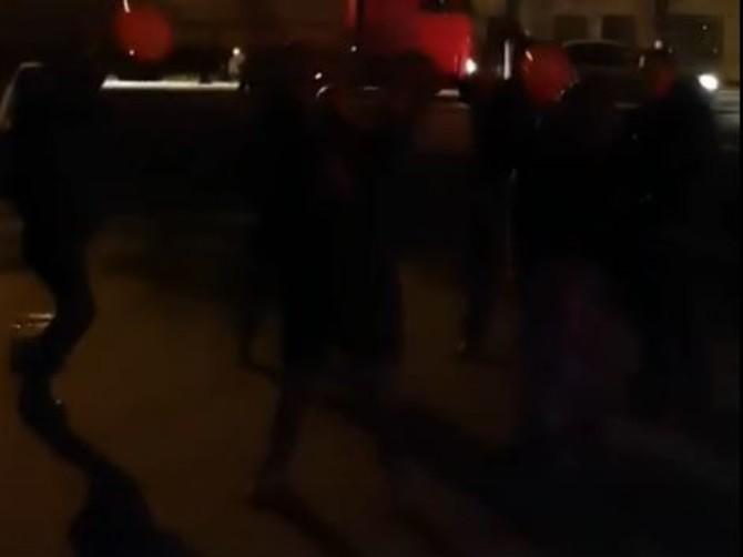 В Брянске концерт «Руки вверх» продолжился на улице