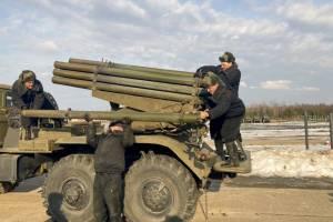 На Брянщине военные реанимировали поломанные «Грады»
