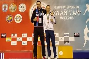 Брянский боксер Денис Лаврушин стал призером чемпионата Европы