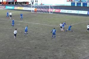 Брянское «Динамо» проиграло 0:2 самарским «Крыльям Советов»