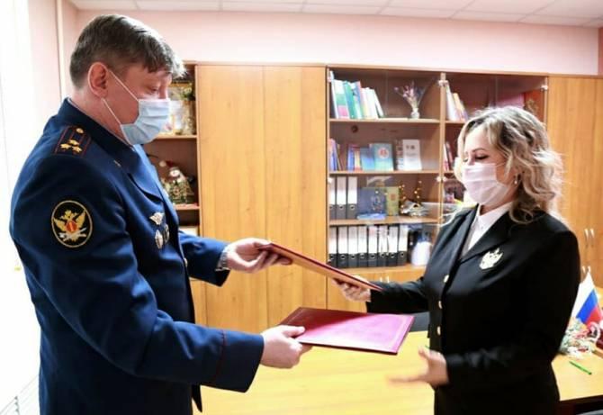 Руководство брянского УФСИН договорилось о сотрудничестве с детским омбудсменом