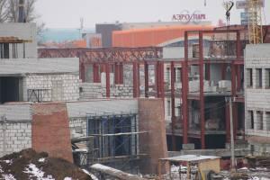 В Брянске Дворец единоборств обещают достроить через год