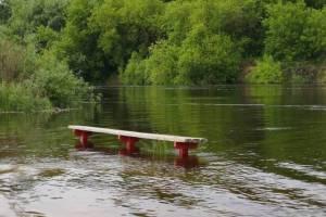 На брянских реках из-за ливней ожидается повышение уровней воды