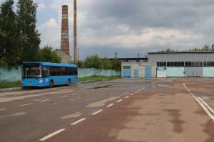 В Брянске задумались о приобретении работающих на газе автобусов
