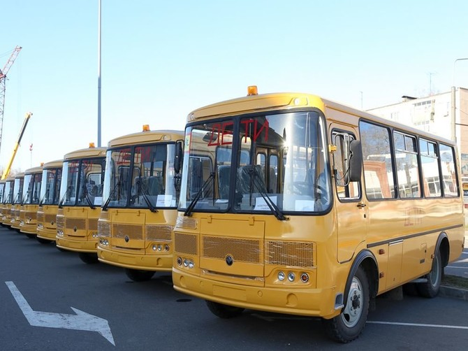В Брянской области купят школьные автобусы на 54 миллиона