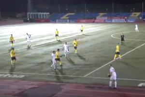 «Динамо-Брянск» выиграло на выезде у «Строгино»