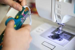 В Брянске фабрики и ателье передадут детям ткани и швейные машинки