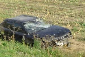 Под Стародубом автоледи на Audi вылетела в кювет и сломала позвоночник