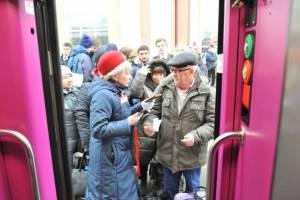 В апреле изменится график движения поездов между Брянском и Санкт-Петербургом