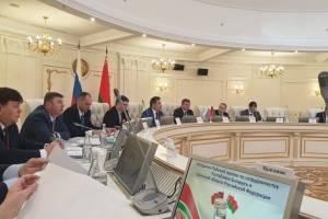 Брянская делегация выступила в Минске за тесную экономическую интеграцию