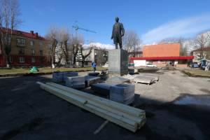 В Брянске сквер у «Салюта» отремонтируют за 17 млн рублей
