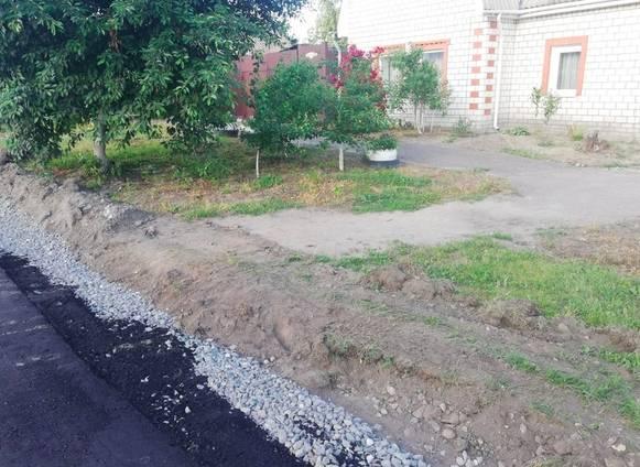 В Новозыбкове дорога после ремонта превратилась в полосу препятствий