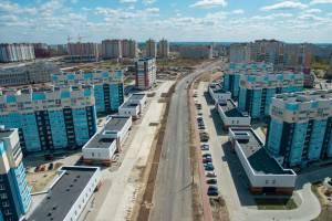 В Брянске новая дорога по улице Советской готова на 60%