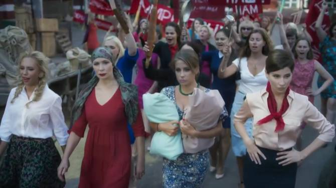 В Брянске назревает бабий бунт