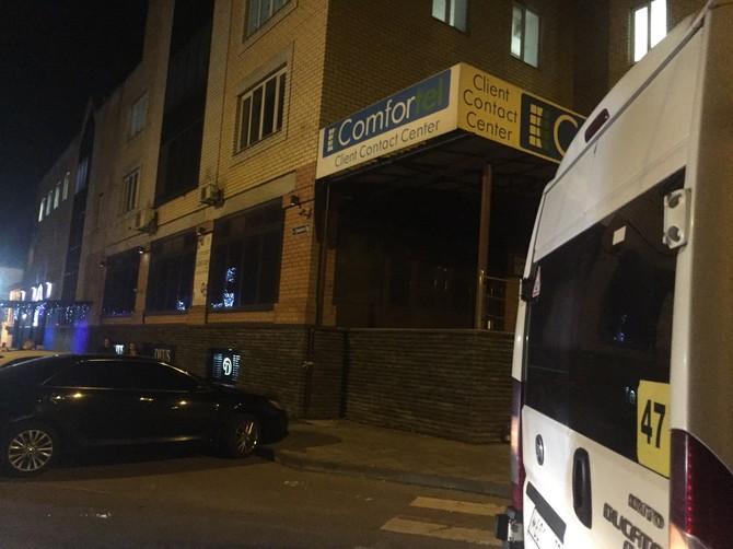 В Брянске маршрутка сбила женщину на зебре возле клуба «Deus»