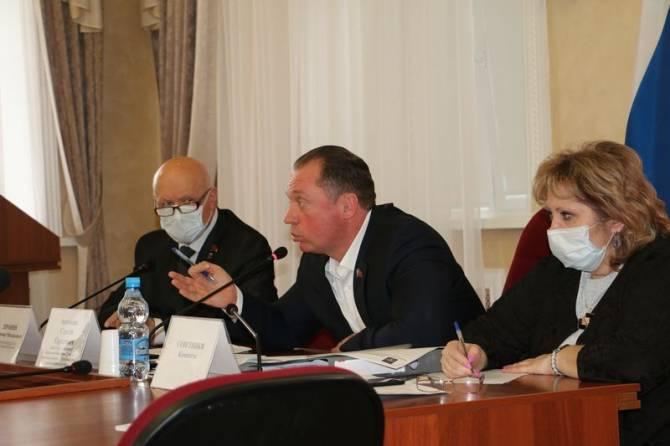 Сергей Антошин: Главная задача – сохранить экономическую базу Брянщины
