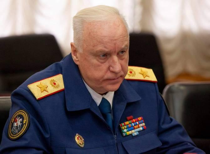 Бастрыкин взял на контроль ход расследования дела об истязании брянской девочки