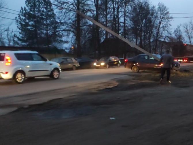 В Брянске ДТП с маршруткой устроил пьяный водитель легковушки
