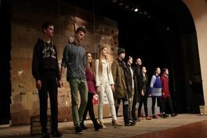Новозыбковский драмтеатр отмечает юбилей